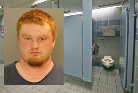 old man bathroom little girl says man watched her using bathroom say police