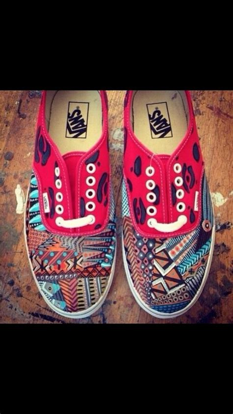 tribal pattern vans shoes vans aztec tribal pattern tribal pattern