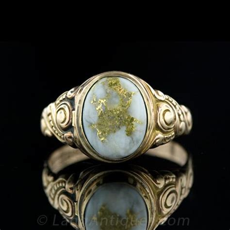 the world of vintage poison rings retroette