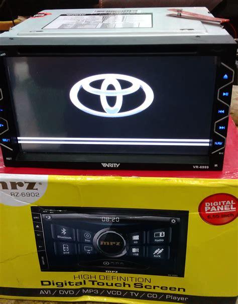 Tv Mobil Avanza jual tv mobil avanza dan senia prima audio prima audio
