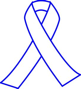 breast cancer ribbon template free clipart best