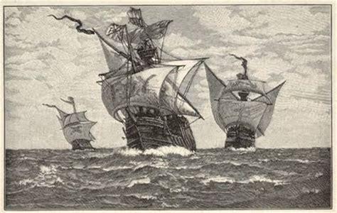 cuantos eran los barcos de cristobal colon expediente oculto no fueron tres carabelas las de