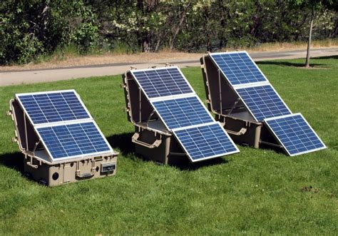 portable solar panels manufactured financial tribune