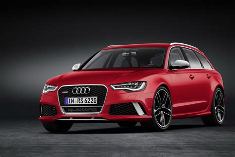 Twin Turbo V8 Audi by All New Audi Rs6 Gets Twin Turbo V8 With 560 Hp