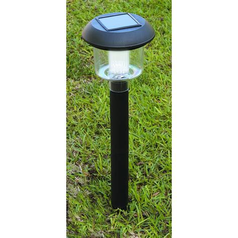 4 Piece Solar Light Set Light Solar