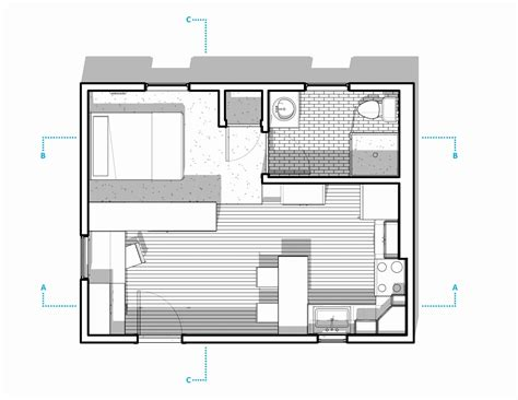 tiny house plans 300 sq ft home plans 300 sq ft