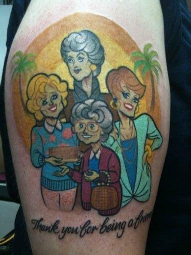 golden girls tattoo best 25 golden ideas on golden