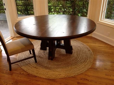 round farmhouse dining 50 round dining table design ideas ultimate home ideas