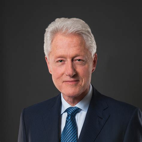bill clinton presidency president clinton headshot press kit clinton foundation