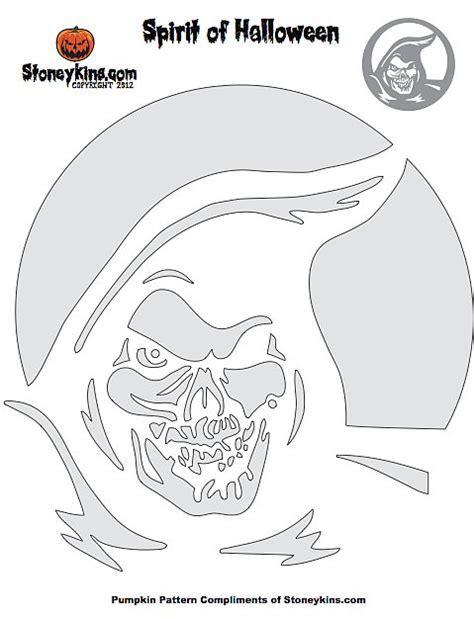printable grim reaper pumpkin stencils grim reaper pumpkin stencil 20 free halloween printables