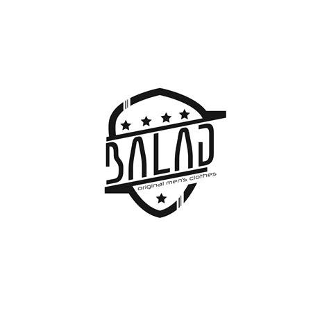 desain distro vector sribu desain logo design logo untuk brand distro quot balad