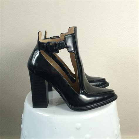 zara cut out boots 183 xppinkx shop 183 store powered by storenvy