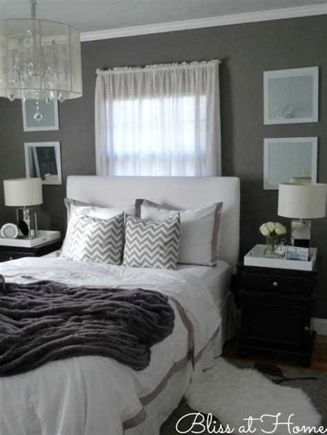 Bedroom Inspiration 40 Gray Bedroom Ideas Decoholic