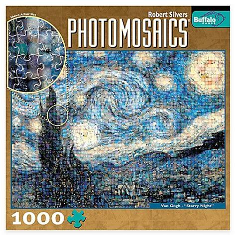 Buy Perre Starry Jigsaw buy buffalo 1000 starry photomosaics