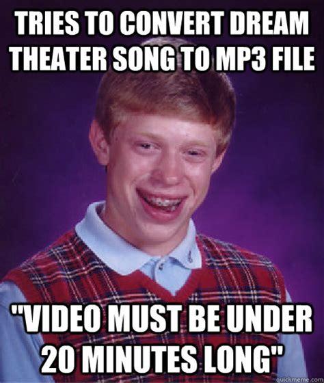 Dream Meme - bad luck brian memes quickmeme