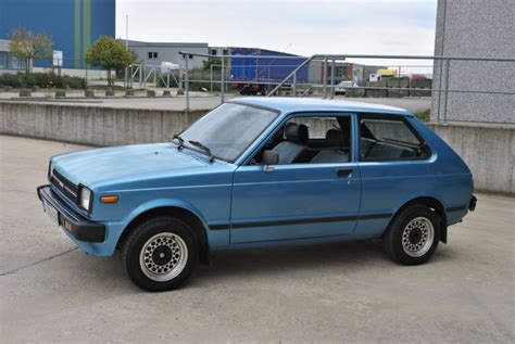 1981 Toyota Starlet 1981 Toyota Starlet Photos Informations Articles