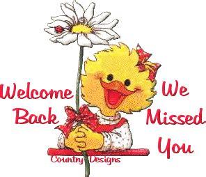 welcome back jayna01