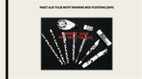 Alat Tulis Pulpen Gel Pen Orca Pulpen Ikan Paus alat tulis bahasa inggris alat tulis bahasa inggrisnya