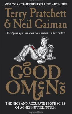 good omens good omens by neil gaiman and terry pratchett thebookboozer