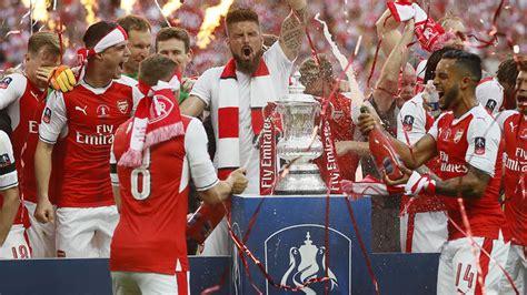 arsenal  chelsea  win record  fa cup