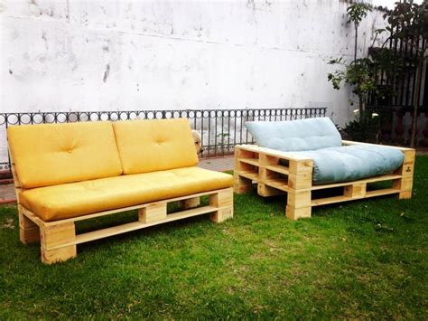 pallet garden sofa set 99 pallets