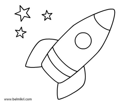 coloring page rocket ship space rocket coloring pages pics about space
