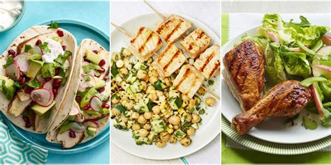 ideas for dinner 60 best summer dinner recipes quick and easy summer meal ideas