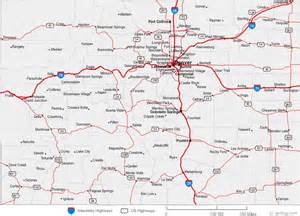 colorado state map with cities and counties colorado towns places to see in co