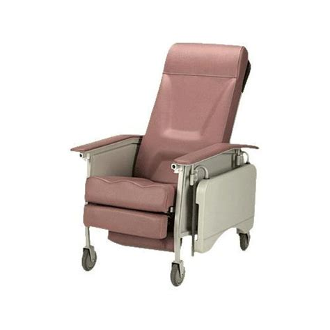 Recliners For Adults by Invacare Deluxe Three Position Recliner Chairs