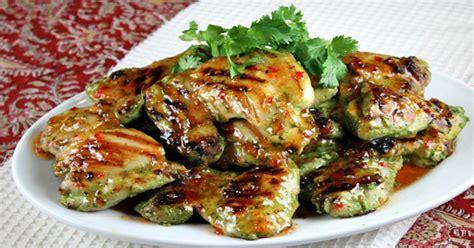 Ayam Panggang Inns Ragunan resep ayam panggang bumbu ketumbar okezone lifestyle