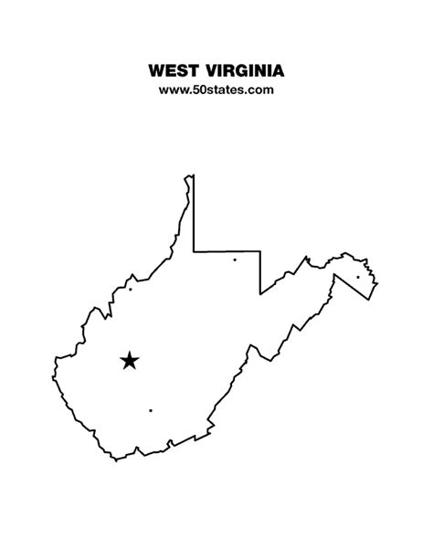West Virgina Search West Virginia Map