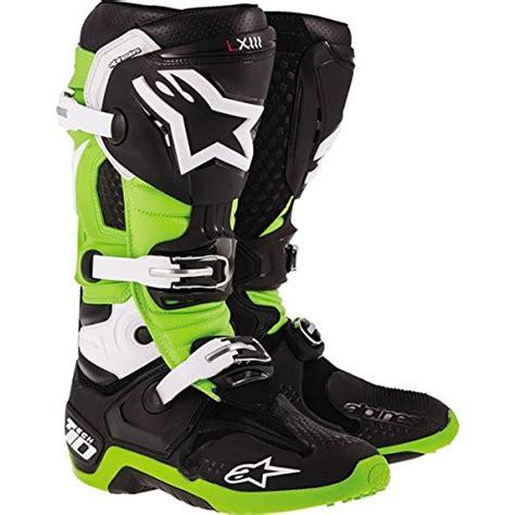 motocross boots size 11 best 46 tech 10s