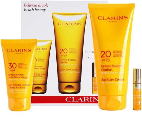 Sun Protection Set clarins sun protection set cosmetice i aoro ro