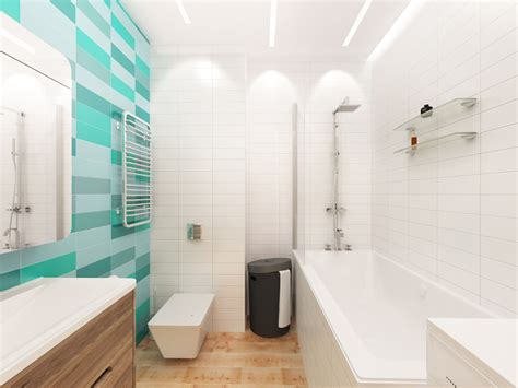 50 sq ft bathroom 4 small studio apartments decorated in 4 different styles