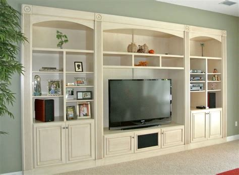 hand crafted built in wall unit for widescreen tv in built in wall units and entertainment centers joy studio