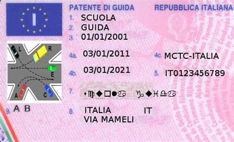 ufficio centrale operativo motorizzazione normative raccolte di news sulle nomative per le patenti