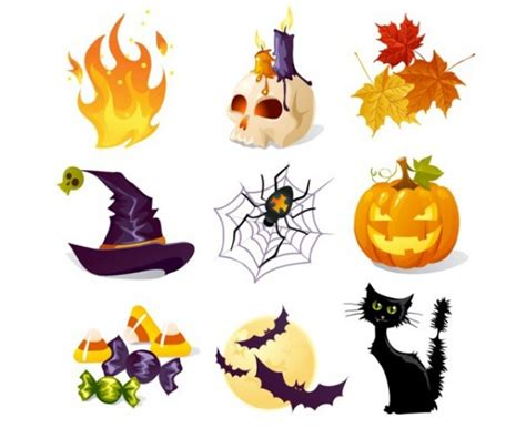 halloween themes vector free vectors photos psd files download thetopfree