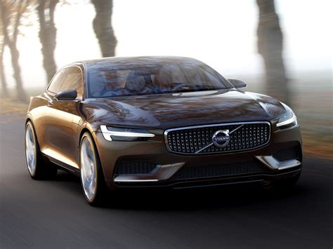 volvo official volvo concept estate official details