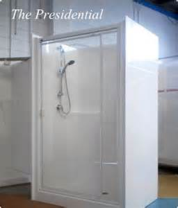 free standing shower units free standing shower cubicles small house ideas