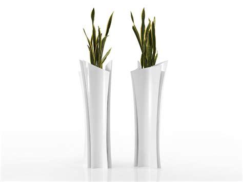 vaso alto da interno vaso luminoso alto alma by vondom design a cero