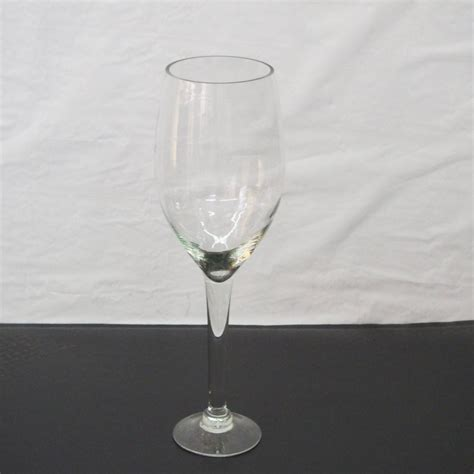 Wine Glass Vases For Centerpieces by Glass Chagne Vase Wedding Centerpiece Www Partymill