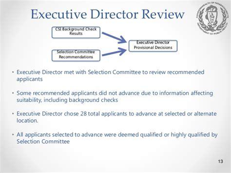 gis background check review marijuana program process update
