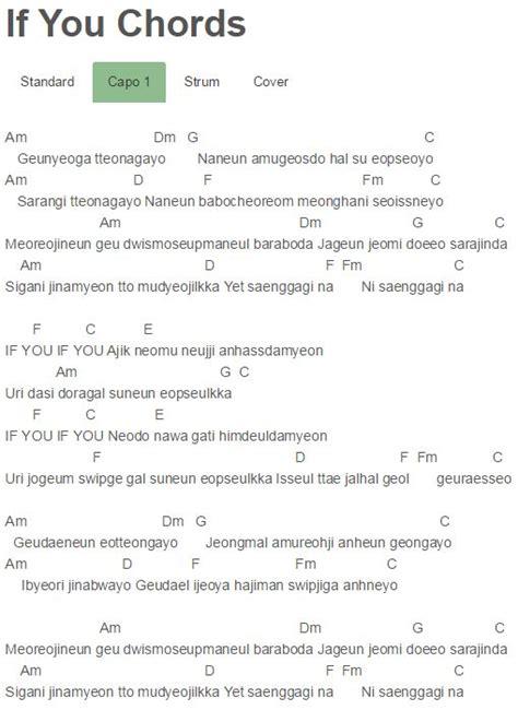 pattern up lyrics if you chords bigbang bigbang pinterest bigbang