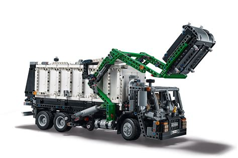 technic truck technic 2018 mack truck 42078 vorgestellt