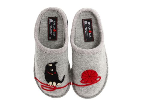 haflinger slippers sale womens haflinger cat slipper at zappos