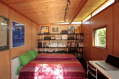 shed bedroom modern shed extra bedroom for guests studios pinterest