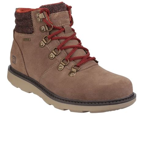Plain Boots rockport boat builders mens d ring plain boots from