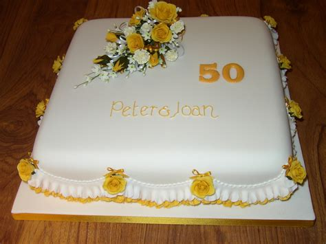 wedding anniversary cake ideas golden wedding anniversary cake ideas idea in 2017