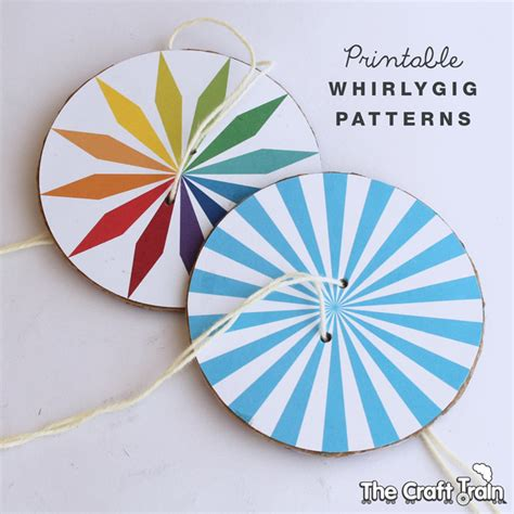 how to make a whirlygig the craft
