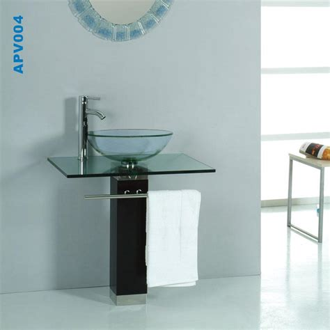 glass vanity units bathroom glass vanity basin designer sink countertop bathroom